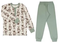 Pyjamas fra Joha i øko. bomuld i Leon