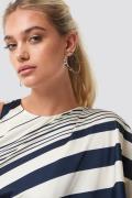 MANGO Bristol Earrings - Gold