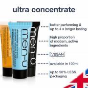 men-ü Ultimate Shave Facial Set - 15 ml (3 produkter)