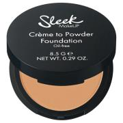 Sleek MakeUP Creme to Powder Foundation 8,5 g (forskellige nuancer) - C2P07