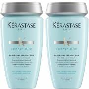 Kérastase Specifique Dermo-Calm Bain Riche Shampoo 250 ml Duo