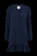 Kjole viLoanna Blazer Dress