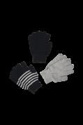 Fingervanter Magic Gloves 3-pak