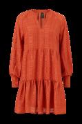 Kjole Heather LS Dress