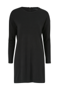 Kjole vmHappy Basic LS Zipper Dress
