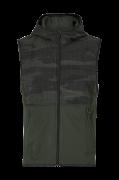 Vest Freelift Climaheat Camo Hoodie