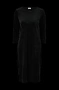 Velourkjole viMinny Velvet New 3/4 Sleeve Dress