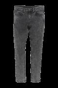 Jeans med handbrush-effekt, slim fit