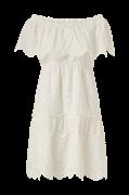 Kjole viSabella Offshoulder Dress