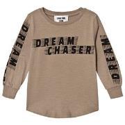 Sometime Soon Kelby LS T-shirt Cement 6 år