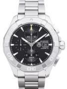 TAG Heuer Aquaracer Chronograph Herreur CAY2110.BA0927 Sort/Stål