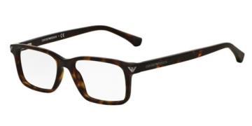 Emporio Armani EA3072F Asian Fit Briller