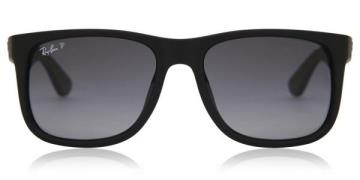 Ray-Ban RB4165F Justin Asian Fit Polarized Solbriller