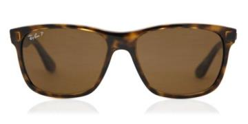 Ray-Ban RB4181 Highstreet Polarized Solbriller