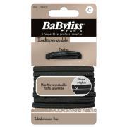 BaByliss Indispensable 794602 Hårelastikker Sort Non-Slip 9 stk.